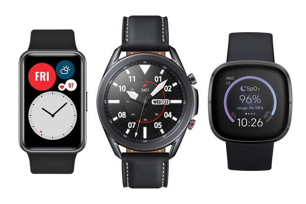 Best Android Smartwatch Wearables From Samsung Huawei And Fitbit Radio Times
