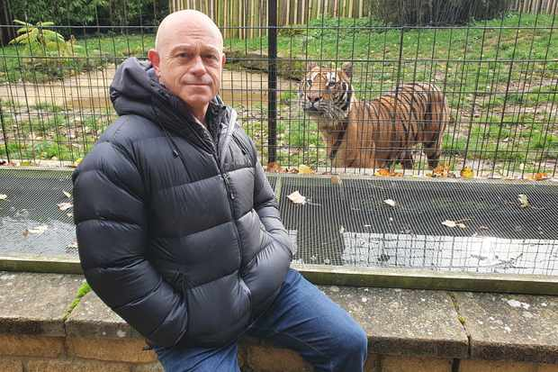 Britain's Tiger Kings cast