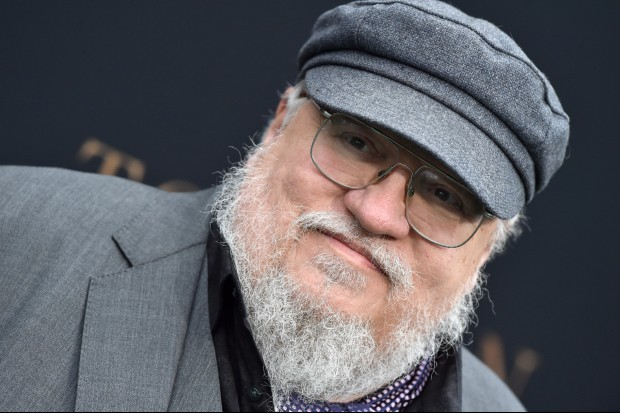George RR Martin (Game of Thrones)