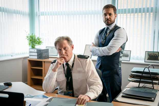 """Line of Duty's big typo twist: What is the significance of """"definately""""?"""
