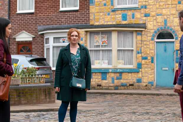 6 Coronation Street spoilers for next week: Tyrone dumps Fiz for Alina and Rita gets a blast from the past
