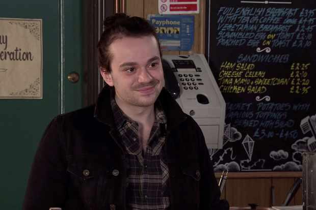 "Coronation Street's Seb talks future of Nina romance: ""She's definitely the one!"""