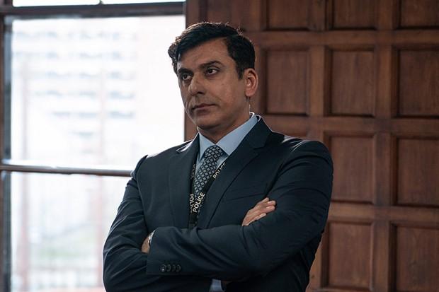 Ace Bhatti as PCC Rohan Sindwhani in Line of Duty