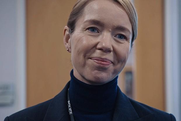 Anna Maxwell Martin as Carmichael in Line of Duty