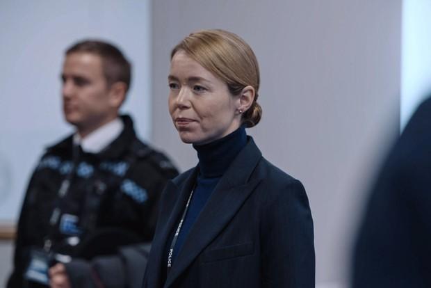 Anna Maxwell Martin as Pat Carmichael
