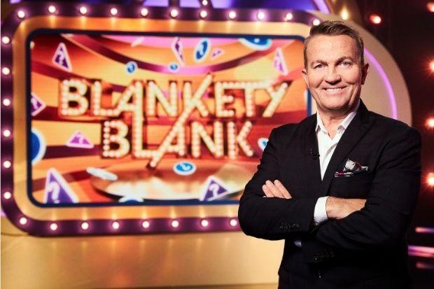 Blankety Blank with Bradley Walsh