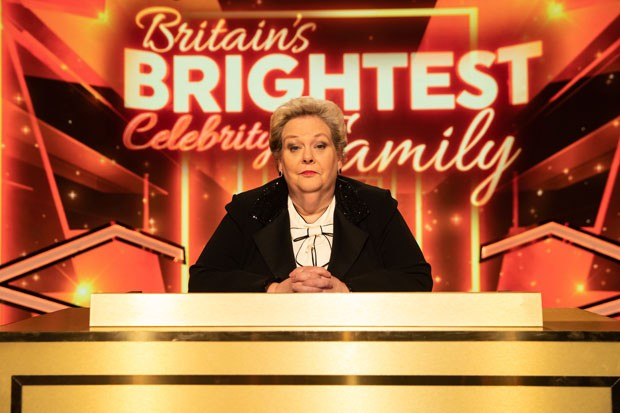 Britain's Brightest Celebrity Family 2021