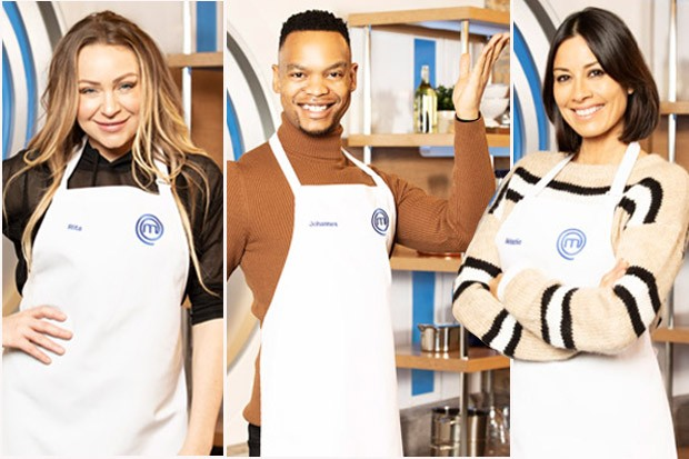 Celebrity MasterChef 2021 line-up
