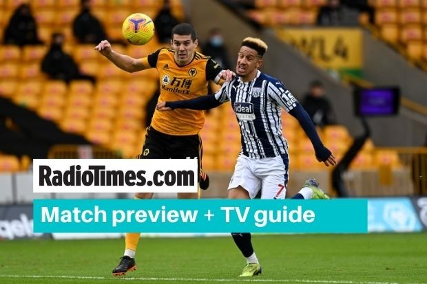What channel is West Brom v Wolves Premier League match on? Kick off time, live stream and latest team news