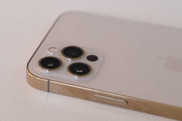 Apple iPhone 12 Pro camera