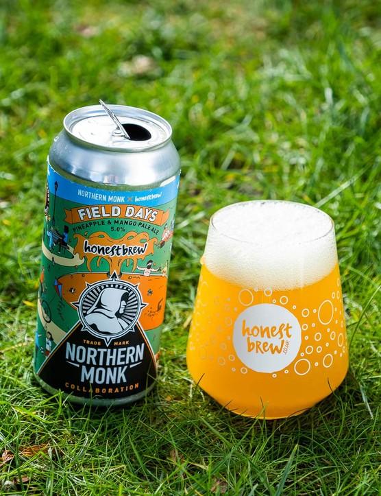 Northern Monk x HonestBrew - Field Days Pineapple & Mango Pale Ale 5.0%