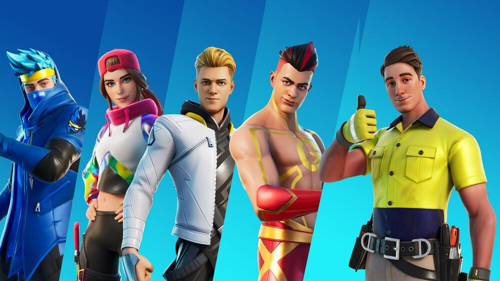 Top 9 Celebrity Fortnite Skins | Best real-life celebs with costumes -  Radio Times