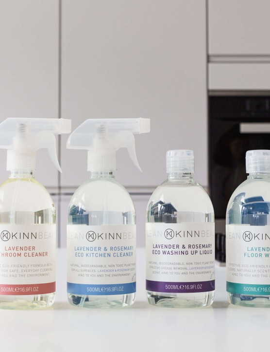 The KINN Eco Cleaning Bundle