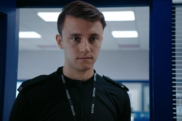 Ryan Pilkington in Line of Duty episode 4