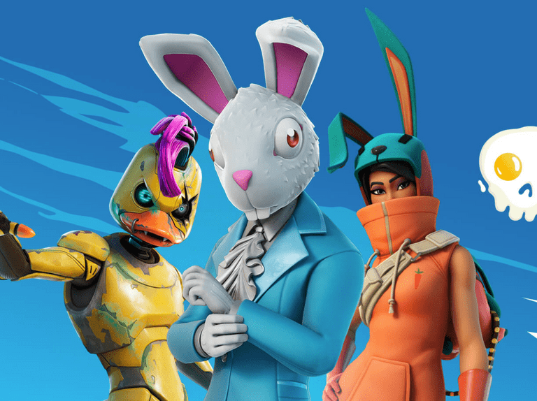 Odd 1s Out Plays Fortnite Fortnite Spring Breakout Event Release New Skins Items Quests Weapons Foldables Radio Times