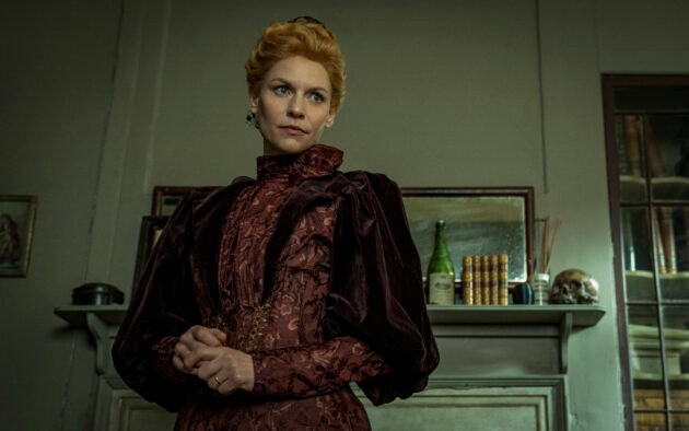 Claire Danes in The Essex Serpent
