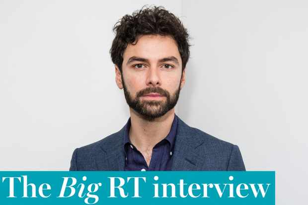 Aidan Turner (GETTY)
