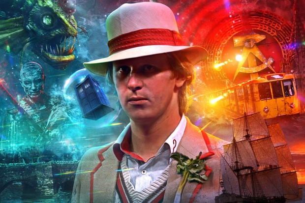 Big Finish - Fifth Doctor