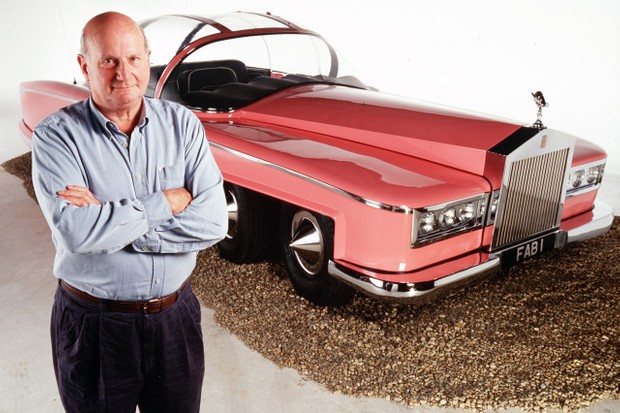 Gerry Anderson, Thunderbirds creator