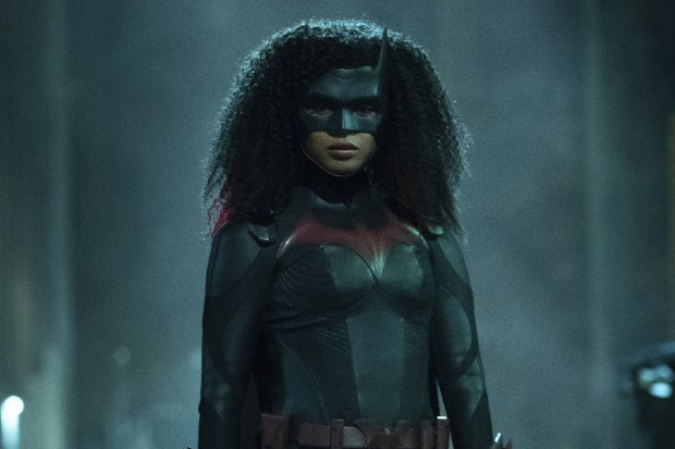 Javicia Leslie plays Batwoman
