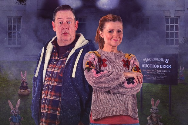 Murder, They Hope - Sian Gibson and Johnny Vegas