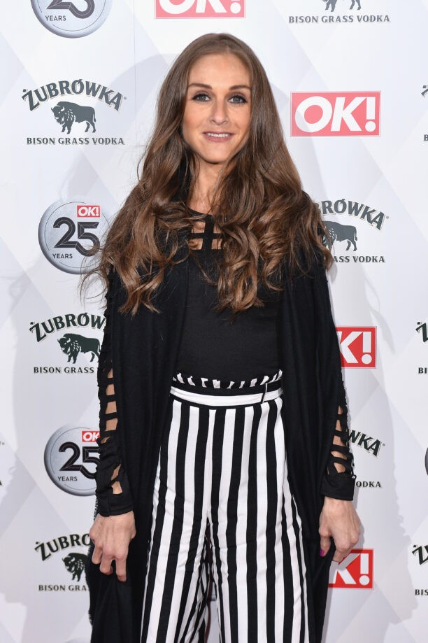 LONDON, ENGLAND - MARCH 21:  Nikki Grahame attends OK! Magazine's 25th Anniversary Party at The View from The Shard on March 21, 2018 in London, England.  (Photo by Jeff Spicer/Getty Images)