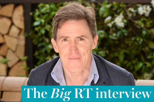 Rob Brydon - Big RT Interview