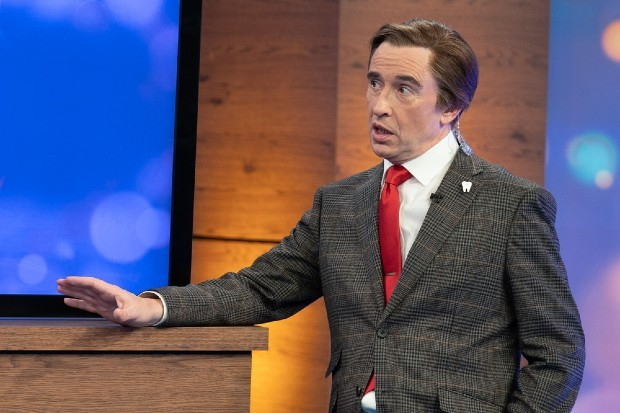 Steve Coogan in This Time with Alan Partridge series 2