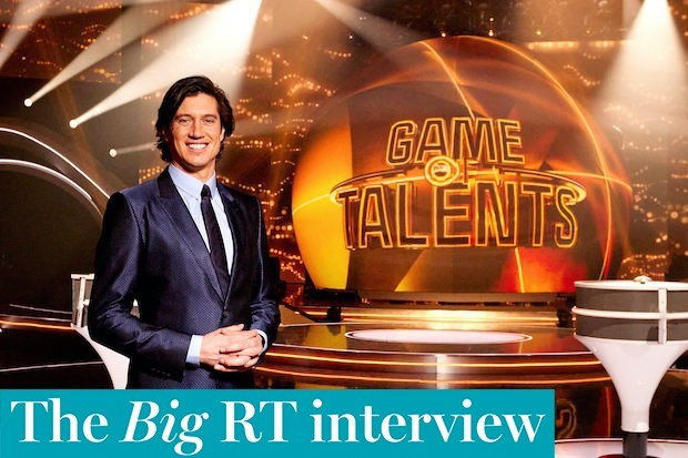 Vernon Kay - Big RT Interview