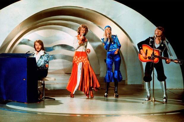 ABBA Eurovisie 1974