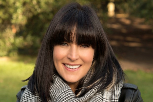 Anna Richardson – new host of Changing Rooms