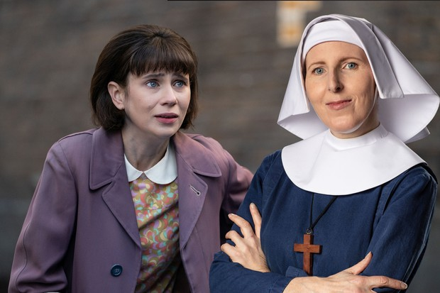 Call the Midwife S10 ep 3 collage