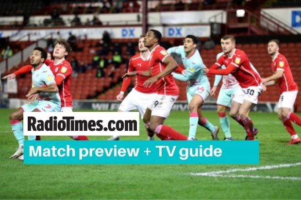 What channel is Barnsley v Swansea Championship play-off semi-finalmatch on? Kick off time, live stream and latest team news