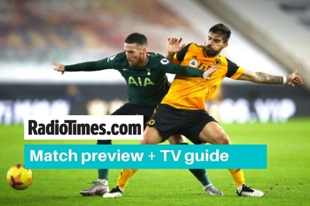 What Tv Channel Is Tottenham V Wolves On Kick Off Time Live Stream Radio Times