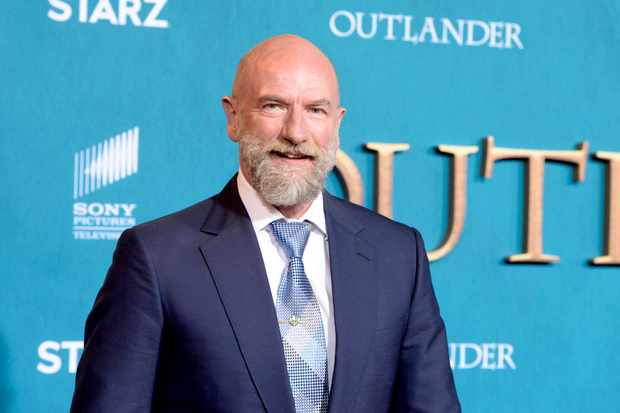 "LOS ANGELES, CALIFORNIA - FEBRUARY 13: Graham McTavish attends the Starz Premiere event for ""Outlander"" Season 5 at Hollywood Palladium on February 13, 2020 in Los Angeles, California. (Photo by Vivien Killilea/Getty Images for STARZ)"