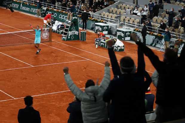 Cómo ver el tenis de Roland-Garros 2021 en TV y en vivo