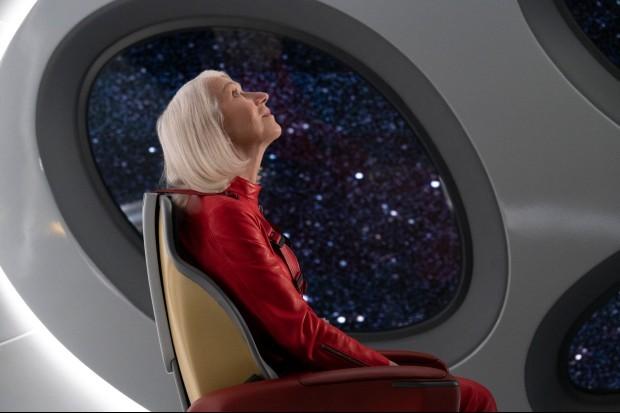Helen Mirren in Solos on Amazon Prime Video