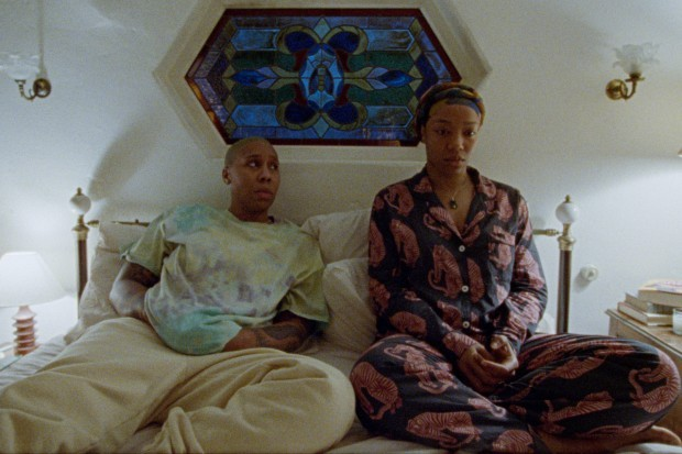 Master of None: Moments in Love (season 3) Lena Waithe and Naomi Ackie