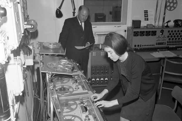 The genius of sound pioneer Delia Derbyshire is at last being recognised