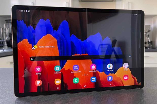 Samsung Galaxy Tab S7 Plus review