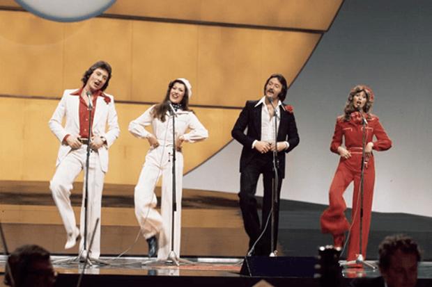 Human brotherhood from Eurovision