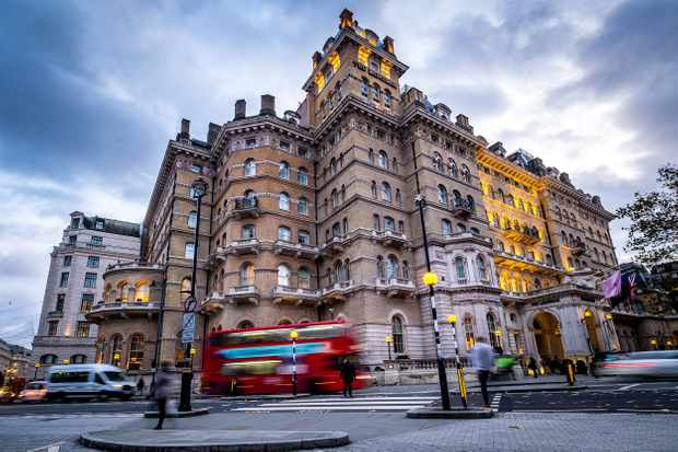 Where are Britain's most luxurious hotels? All the locations featured in the Channel 4 series