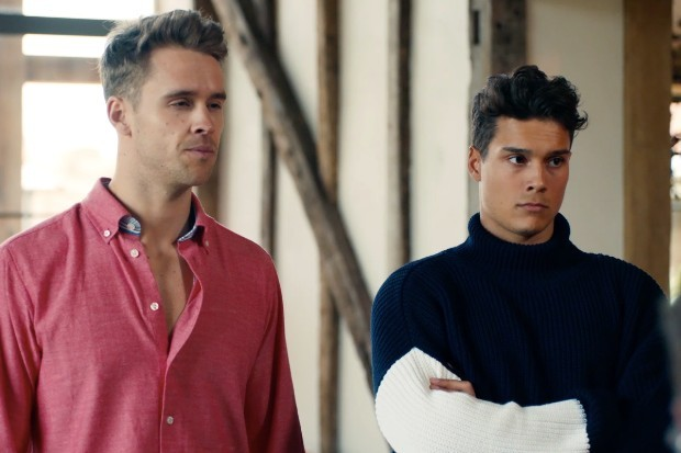 Made in Chelsea – Julius and Miles