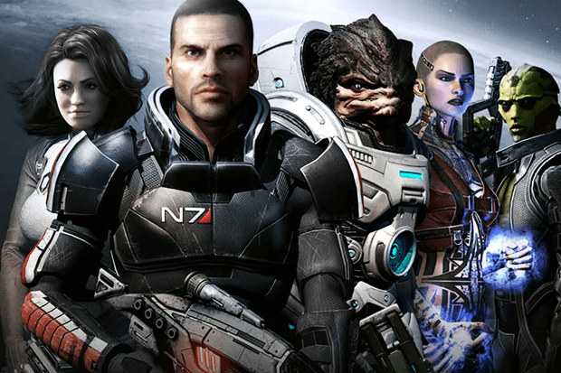 Mass Effect games order | How to play the Legendary Edition - Radio Times