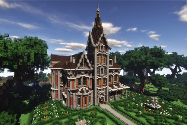 Best Minecraft House Blueprints The Greatest Fan Made Designs Radio Times