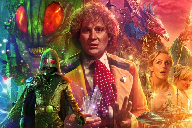Sixth Doctor (Colin Baker) - Big Finish