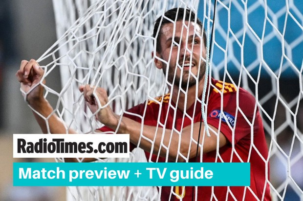 What channel is Spain v Poland Euro 2020 match on? Kick off time, live stream and latest team news