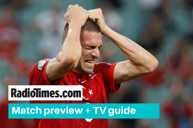 What time is Switzerland v Turkey Euro 2020 match on? Kick off time, live stream and latest team news