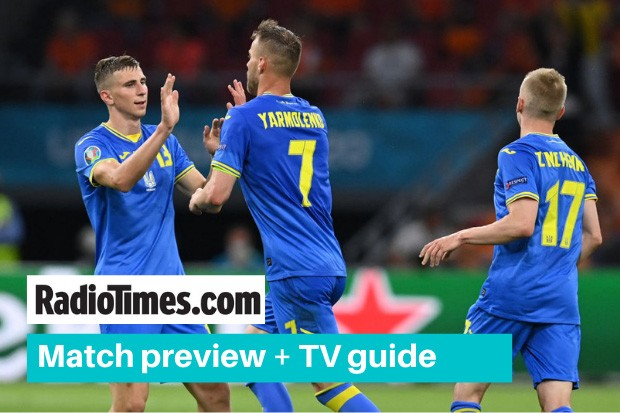 Ukraine v Austria Euro 2020 match kick off time, TV channel, live stream and latest team news