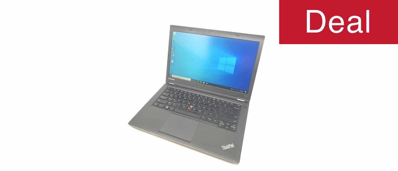 Refurbished Lenovo ThinkPad T440P (IMM)
